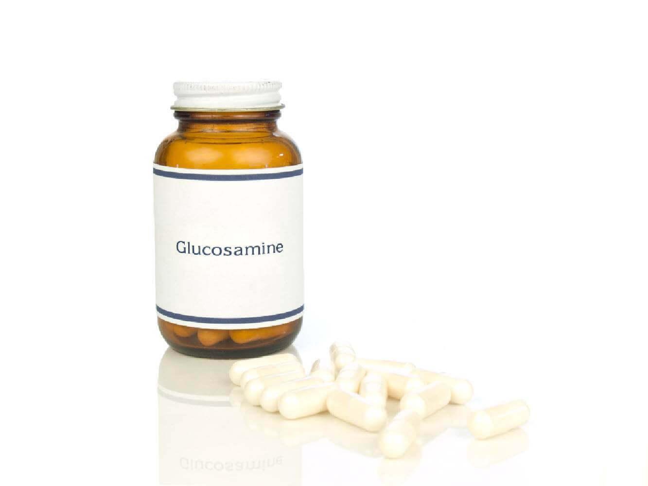 image de l'ingredient Glucosamine
