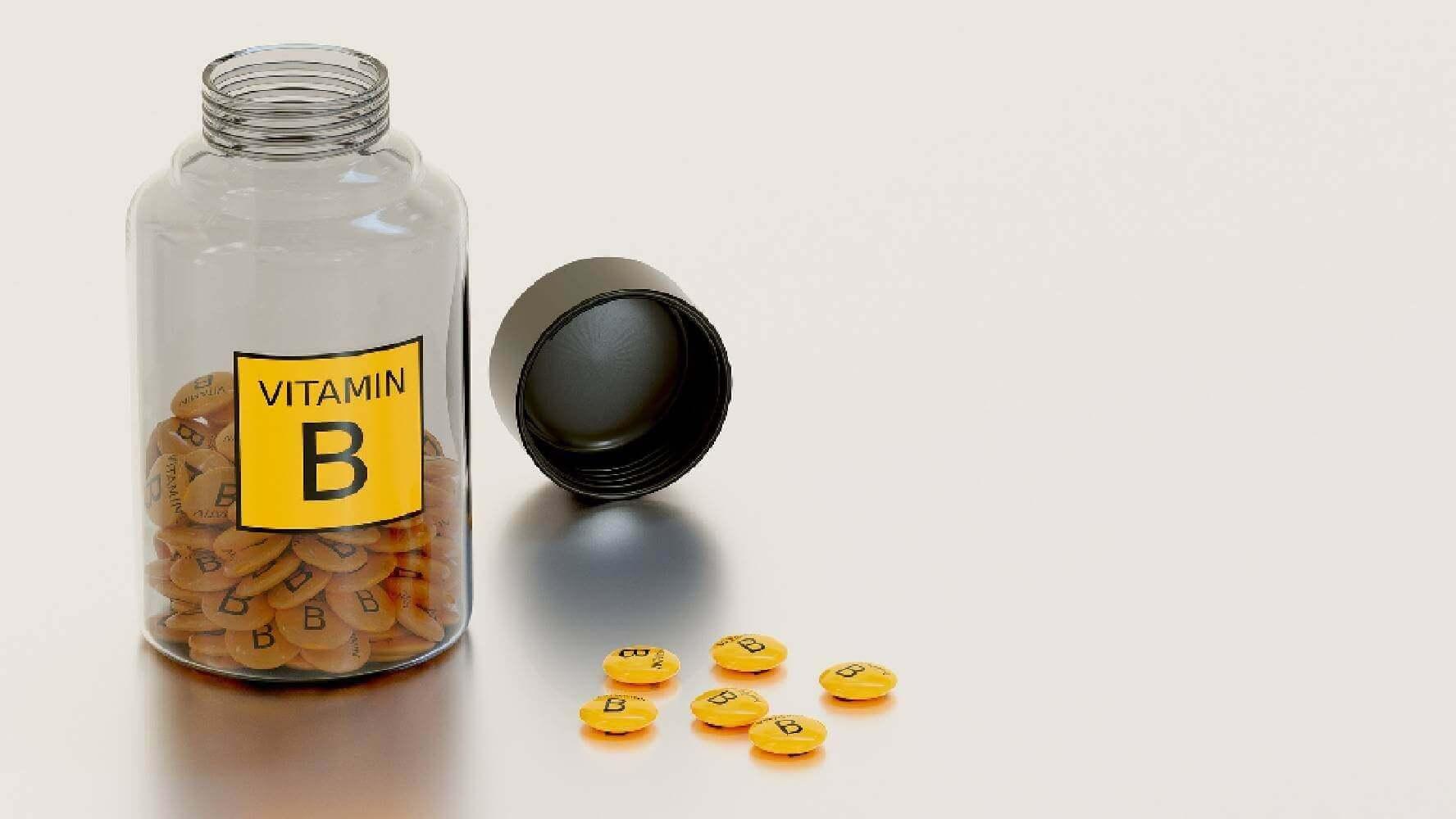 image de l'ingredient Stress et Vitamines B